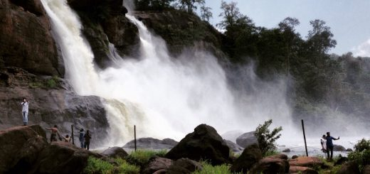 kochi, kerala, athirapally waterfall