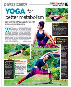 Yoga, better metabolism, weight loss Yoga