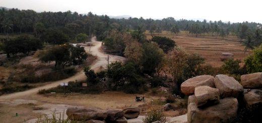 Boulders Hampi Karnataka Asus Zenfone