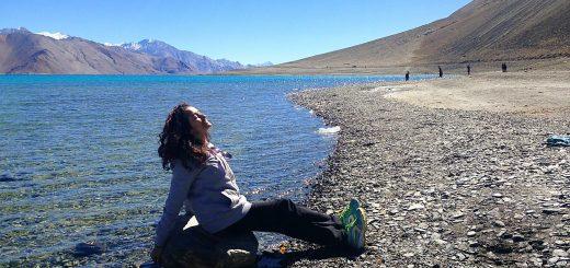 Ladakh, Lake Pangong Tso