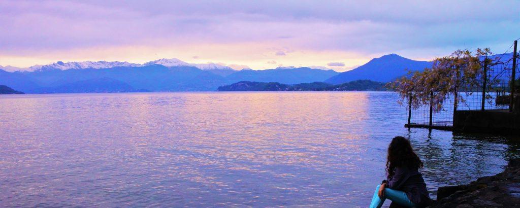 Lake Maggiore, Ispra