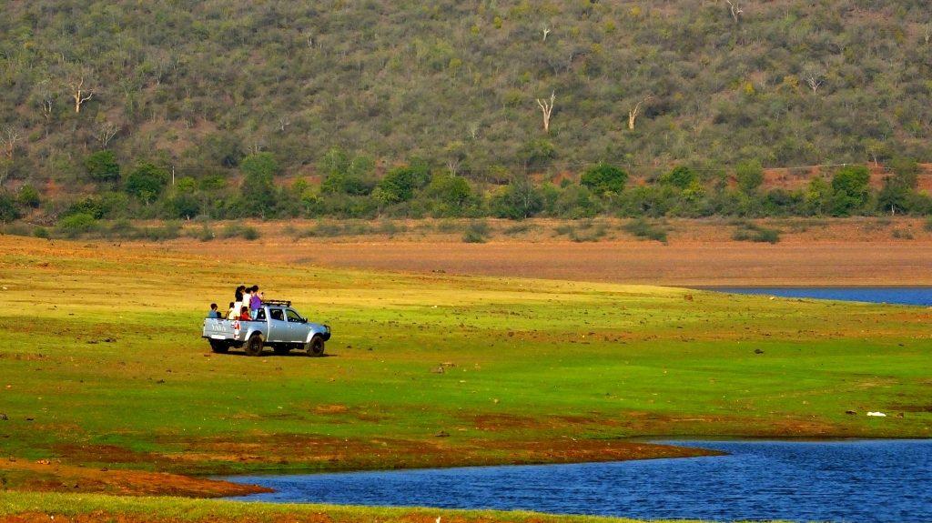 Kabini backwaters, Karnataka