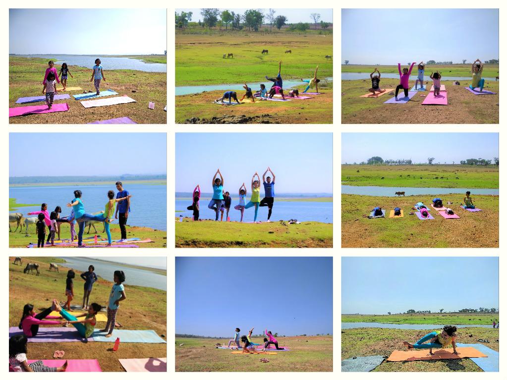 Nature & Yoga Retreat