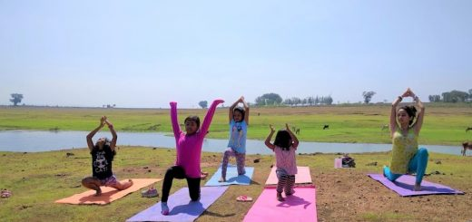 Yoga retreat Kabini