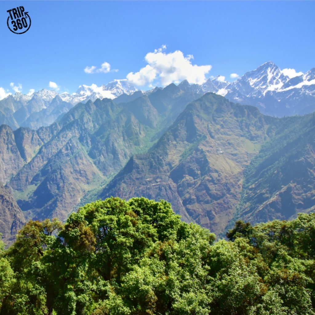 Himalayas, trekking, Yoga Retreat