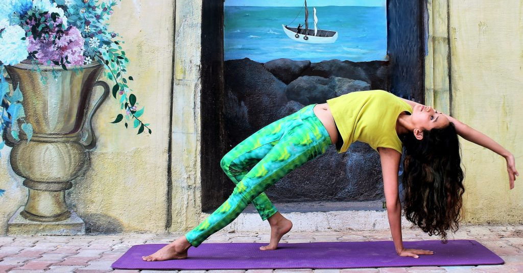 Wild Thing Pose, Chamatkarasana, Poems and Poses, Yoga Poetry