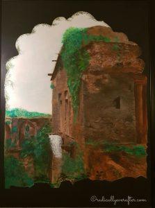 Palace, White peacock, Madhya Pradesh, Rani Mahal