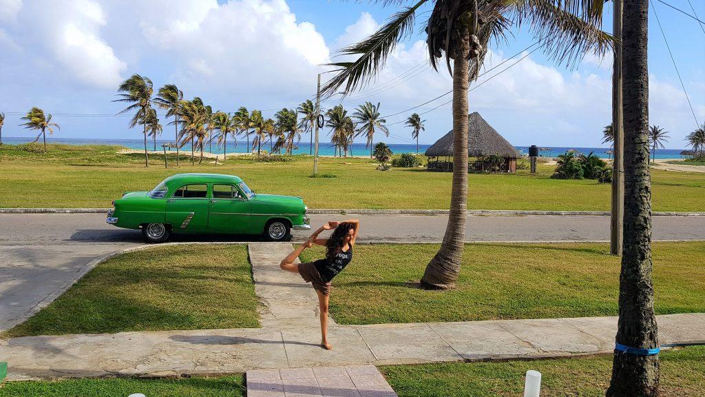 Dancer Pose, Havana, Cuba