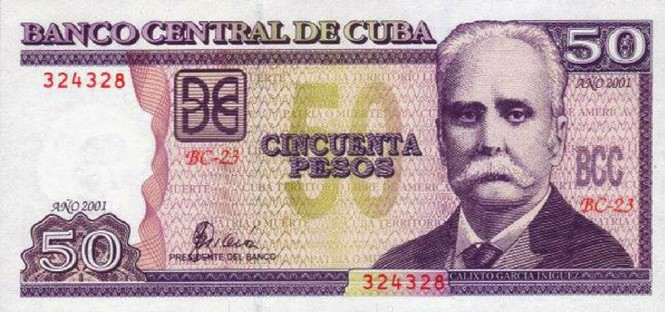 50 Cup Cuban Pesos Know What The Two Currencies