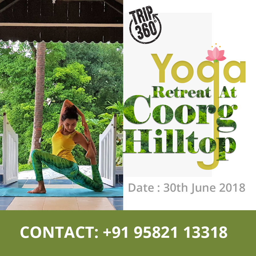 Yoga Retreat Coorg
