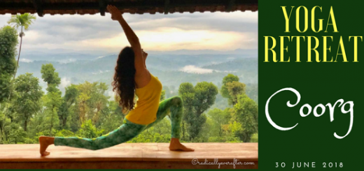 Coorg Yoga Retreat