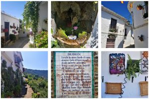 Las Alpujarras, Bubion. Andalusia, Spain