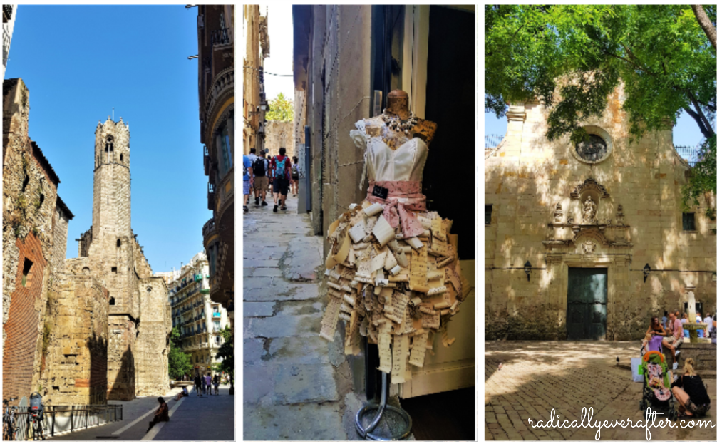 Gothic Quarter, Barcelona, Spain, Barcelona Things to Do