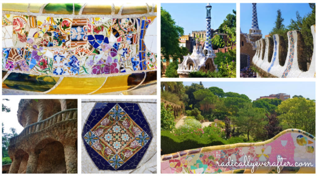 Parc Guell, Barcelona, Spain, Barcelona Things to Do