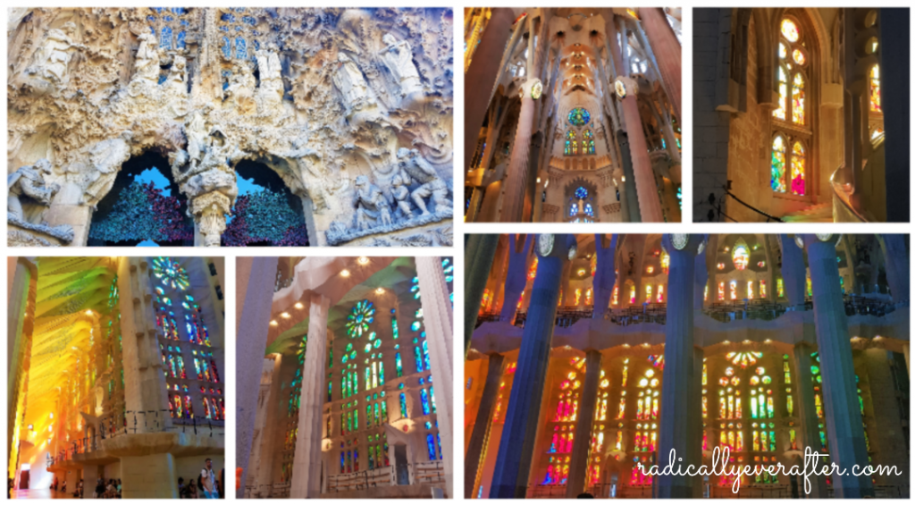 Barcelona Things to Do, Sagrada Familia, Barcelona, Spain