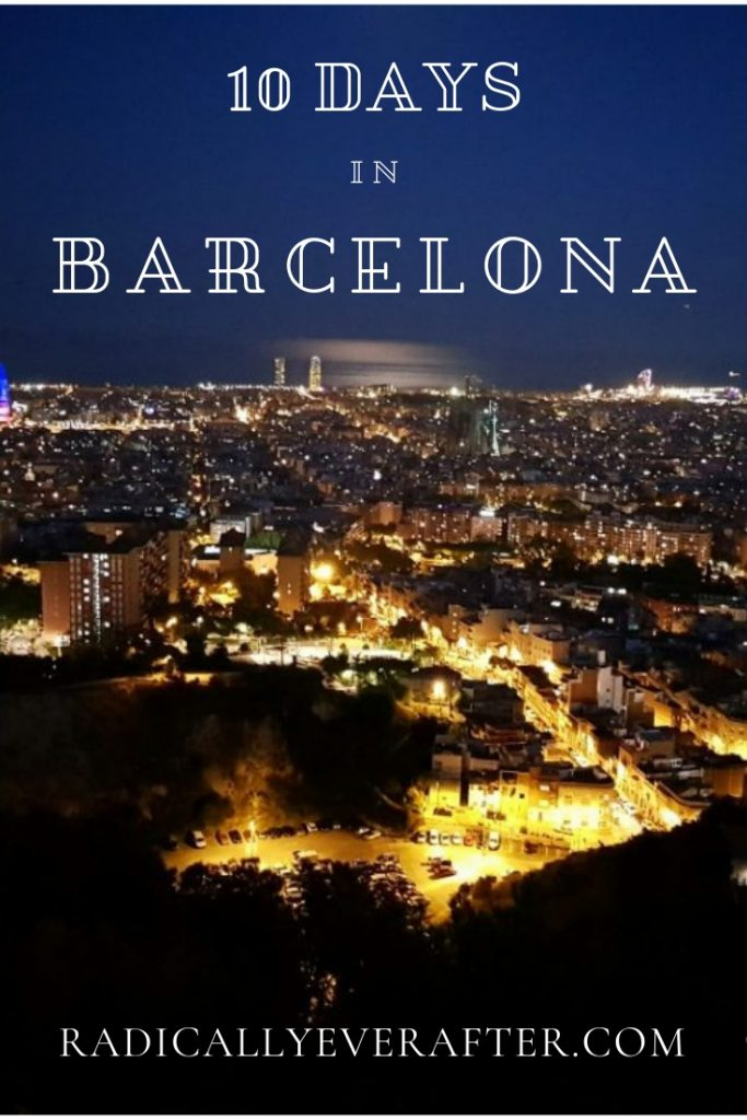Barcelona, Spain, Things to Do