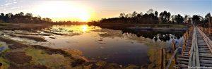 Majuli Island Sunset, Assam
