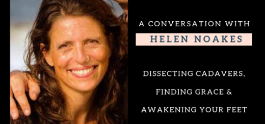 HELEN NOAKES YOGA INTERVIEW