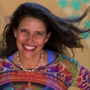 Helen Noakes, Yoga teacher