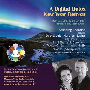 Helen Noakes Yoga Retreat