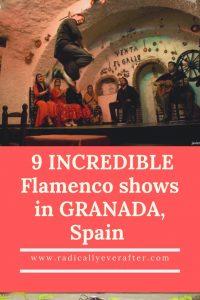 #flamenco #granada #spain #sacromonte #spaintourism