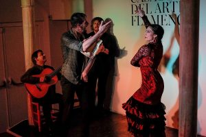 Flamenco in Granada, Andalusia, Spain,
