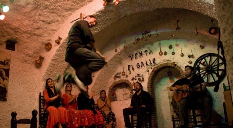 Flamenco in Granada, Sacromonte