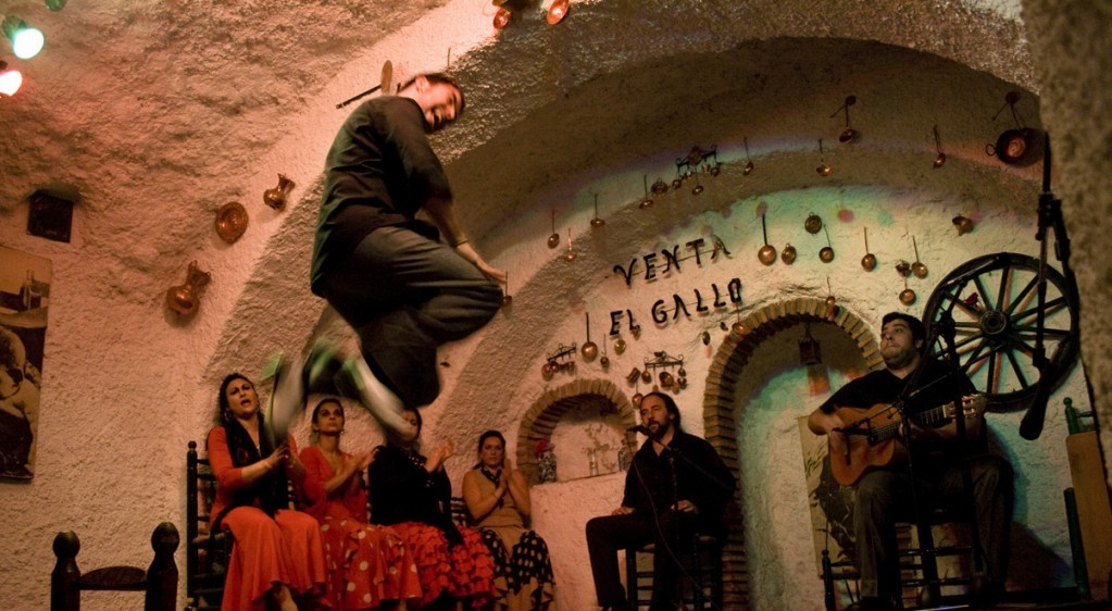 Flamenco in Granada, Sacromonte