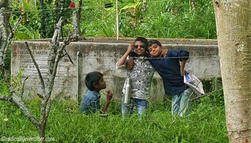 Sholai School, Organic Farms, Kodaikanal