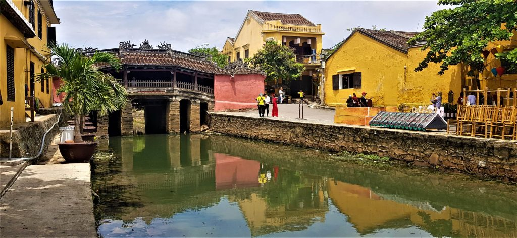 Japanese Bridge, Hoi An, Vietnam