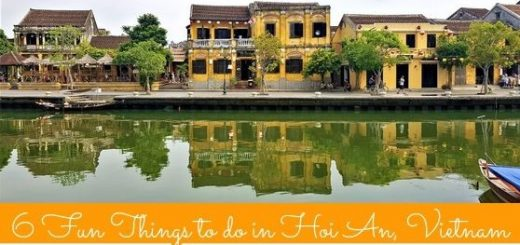 6 Fun things to do in Hoi An, Vietnam (4)