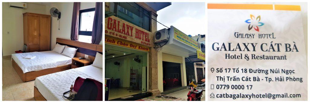 Cat Ba Galaxy Hotel