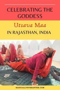 Utsava Maa, Rajasthan