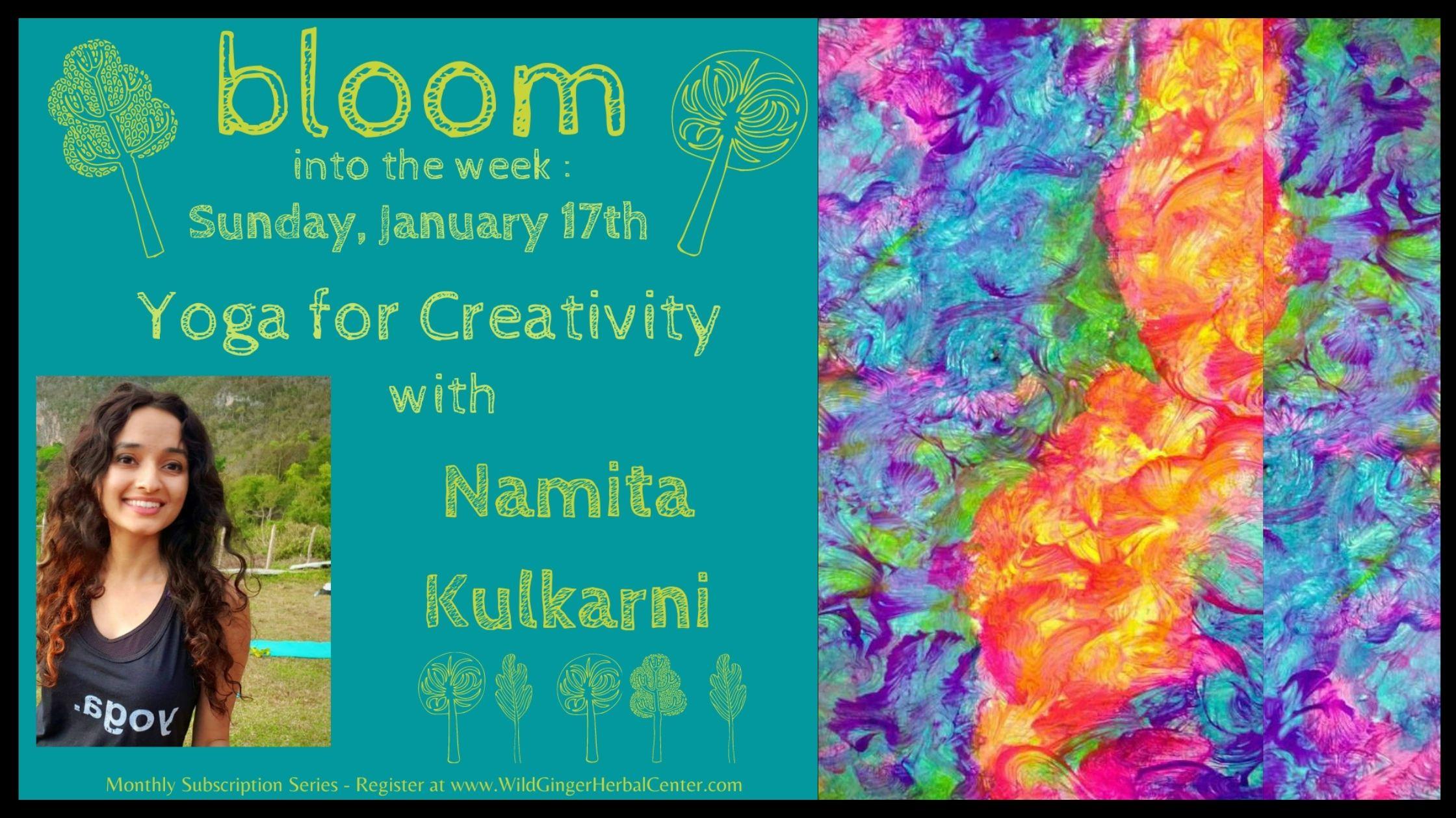 Yoga Workshop_Namita KulkarniYoga Workshop_Namita Kulkarni